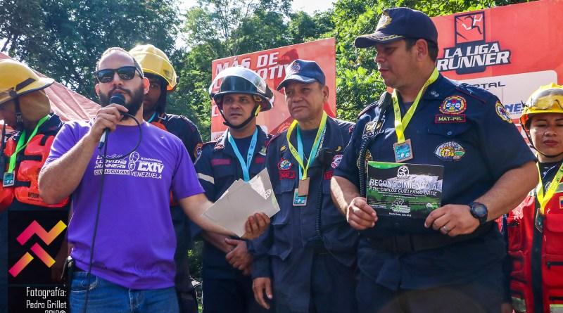 Alejandro Balbas presidirá el club de corredores de La Llovizna Runners/Cortesía