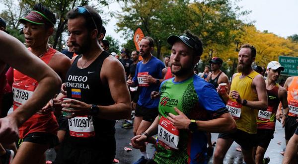 Un momento de la exigente carrera/Telemundochicago.com