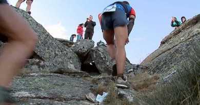 Es muy diferente el agarre de unos zapatos para un montañista que para un velocista/RTVE.es