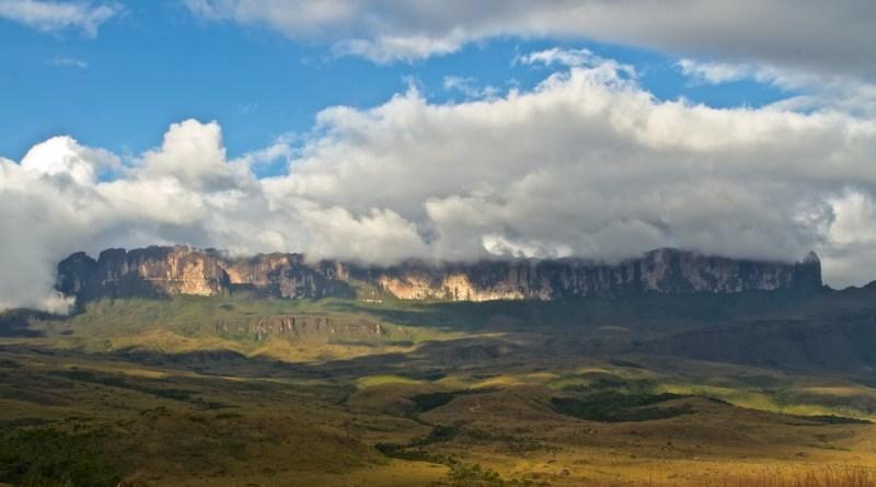 La primera de las cinco pruebas será en las milenarias y míticas tierras de la Gran Sabana/Lapequecomeflor.com
