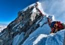 En dos días, más de 500 personas coronaron El Everest/Cortesía El País