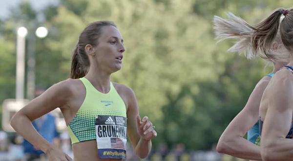 Gabriele Grunewald, una corredora y una inspiración