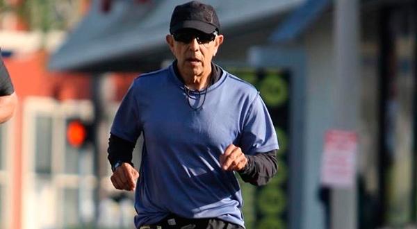 Frank Meza falleció luego de ser descalificado en el Maratón de Los Ángeles 2019