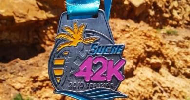 Sucre 42K Medalla
