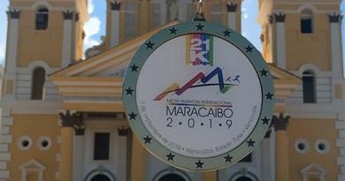 Unos 2 mil corredores estuvieron en la media de Maracaibo, según el comité organizador