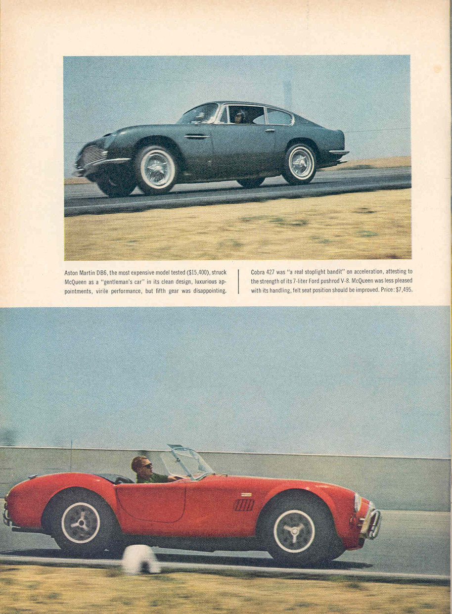 sports illustrated steve mcqueen page5