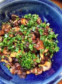Maronen,Sinat mit Rührei,Kartoffeln - 25.10.15 (7)