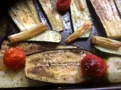 25.4.16 - Ofengemüse,Kartoffelstamp mit Löwenzahn,Kohlrabisalat (10)