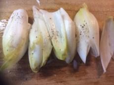 4.4.16 - Überbackener Chicoree,Kartoffeln,Quarkspeise (4)