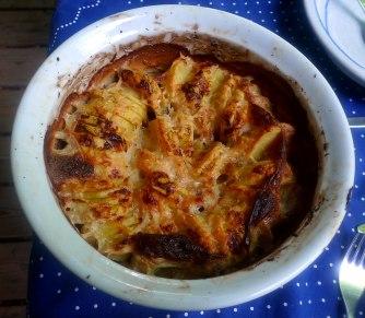 11.7.16 - Kartoffelkgratin,Salate,vegetarisch (9)