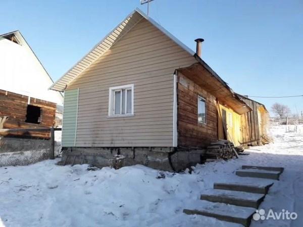 Продажа Домов В Горно Алтайске Авито С Фото