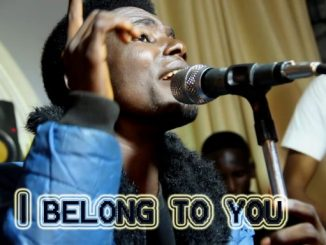 Godswill Njibe – I Belong to You Gospel