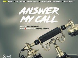 Music: Joseph Fabs - Answer My Call