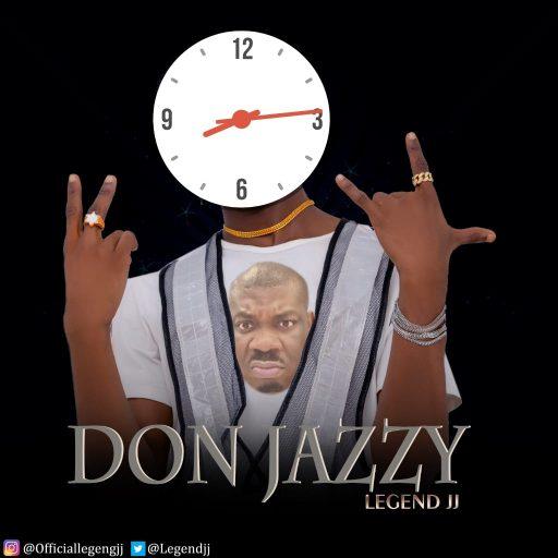 Legend JJ - Dan Jazzy