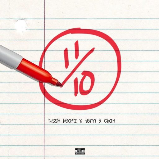 Download Music: Lussh Beatz ft. CKay,Terri – Eleven Over Ten