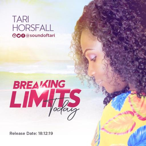 Tari Horshall - Breaking limits today Cover