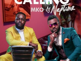 Video: MKO ft. Dj Neptune - Calling