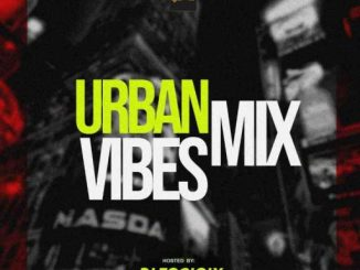 Dj Mix: Dj Tonioly – Urban Vibes Mix