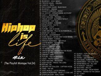 Dj Mix: DJ Limbo - Hiphop is life Mix (TPM vol.24)