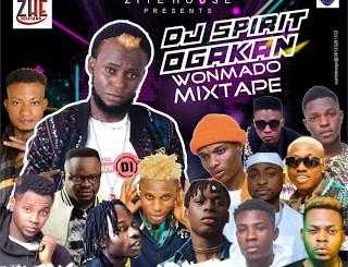 DJ MIX: DJ Spirit - Wonmado Mixtape (Ogakan)