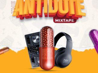 Dj Mix: DJ Nightwayve - The Antidote Mixtape