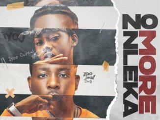 Music: Jeriq ft Zoro - No More Nleka