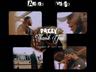 Pazzy – Thank You