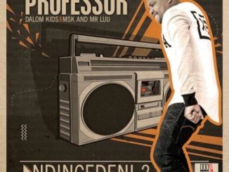 Music: Professor Ft. Dalom Kids, MSK, Mr Luu – Ndincedeni