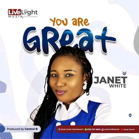 Gospel Music: Janet White - You Are Great