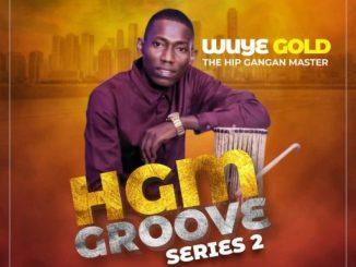 Dj Mix: Hip GanGan Master (HGM) – Groove Series 2