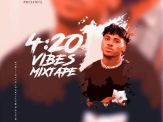 Dj Mix: DJ Latitude - 4:20 Vibes Mixtape