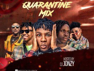 Download DJ Mix: DJ Jonzy - Quarantine Mixtape