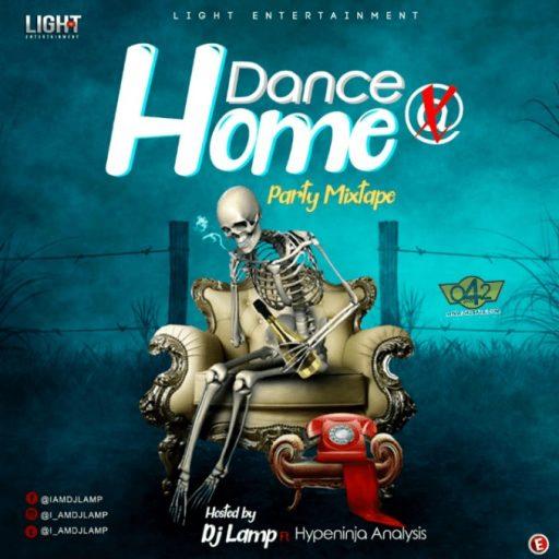 DJ Lamp Ft. HypeNinja Analysis – Dance At Home Party Mix