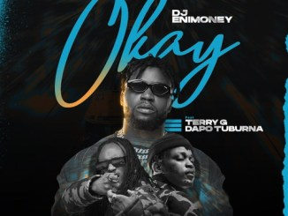 Dj Enimoney, Terry G & Dapo Tuburna - Okay