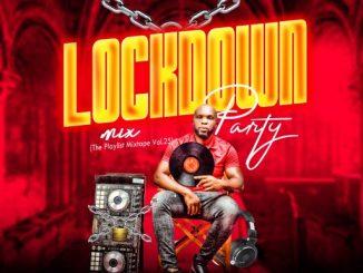 Dj Mix: DJ Limbo - Lockdown party Mix (TPM Vol.25)