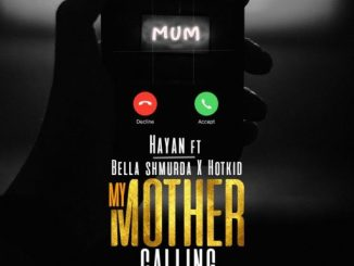Music: Bella Shmurda x Hotkid x Hayan – My Mother Calling