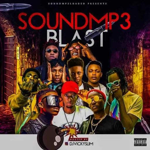 DJ MIX: Dj Vickyslim - Soundmp3 Blast Mix