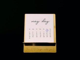 EP: May D - May Day
