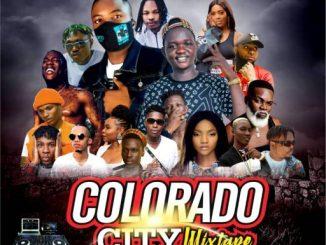 Dj Mix: Dj Bastic - Colorado City Mixtape