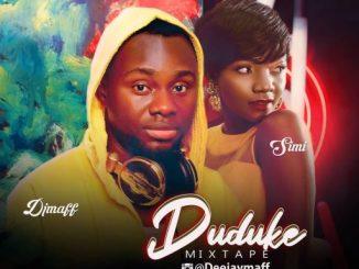 Dj Mix: Dj Maff - Duduke Mixtape