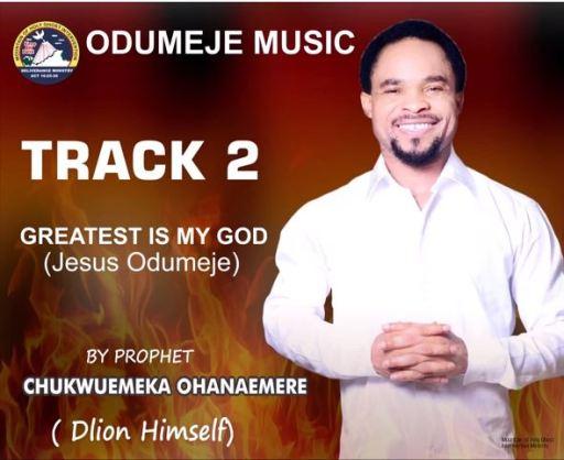 Gospel Music: Prophet Chukwuemeka Ohanemere - Odumeje Track 2