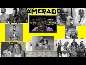 Amerado Ft Mr Drew, Rotimi, SM Militants, Kwaku Manu, Sammy Gyamfi, Praye – Yeete Nsem (Episode 3)
