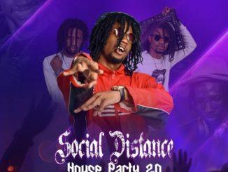 DJ MIX: DJ KRAIZEE - SOCIAL DISTANCE HOUSE PARTY 2 (AfroEDM)