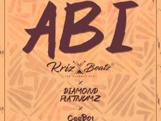 Music: Krizbeatz ft. Diamond Platnumz & Ceeboi – Abi