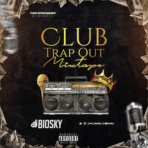 Dj Mix: DJ Biosky - Club Trap Mixtape