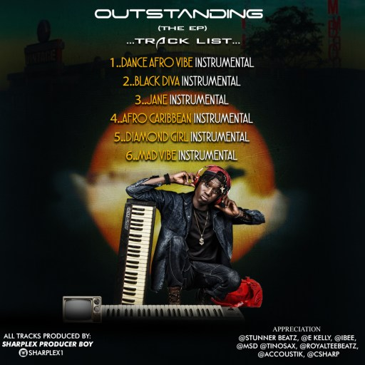 Freebeat EP: Outstanding (Prod By Sharplex)