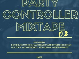 Download DJ MIX: DJ Sound – Party controller 0.2 (afrobeat request)