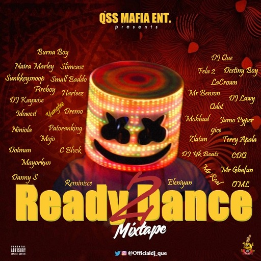 Dj Mix: DJ Que - Ready 2 Dance Mixtape Vol.1