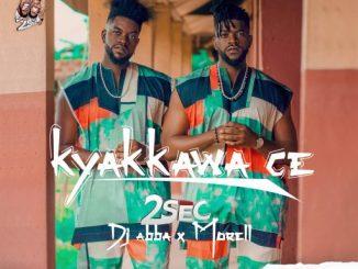 "Music: 2SEC ft DJ Abba X Morell - ""Kyakkawa Ce"""