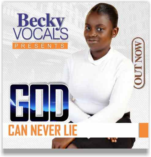 Becky Vocals - God Can Never Lie (Art cover)